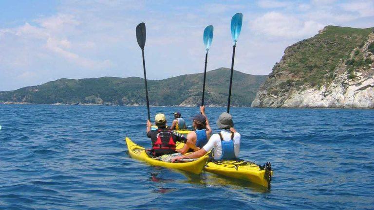 Kayaker ce n'est pas *que* pagayer