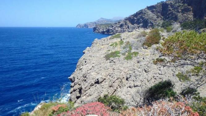 Beauté sauvage de la côte nord de Majorque