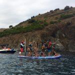 Activité nautiques variées : kayak de mer, Stand Up Paddle, SUP géant ...