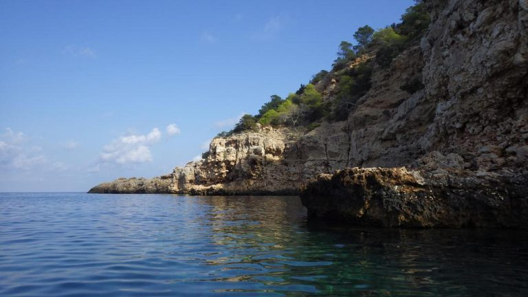 Une côte magnifique